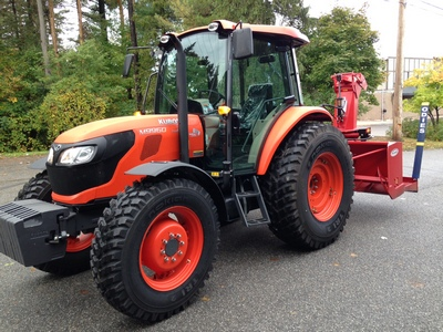 Snow Removal Tractor - Hunt Club Riverside area. Count on Odie's for all your winter needs